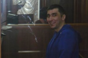 Vadim in court