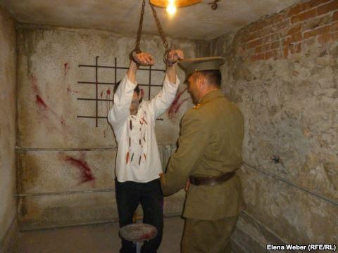 Karlag torture museum